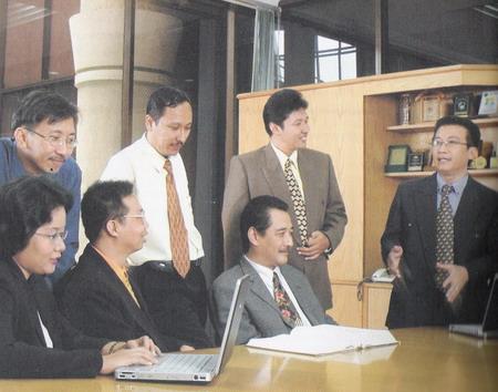 Pengurus Periode2005-2009