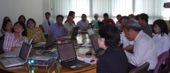 Pelatihan learning director